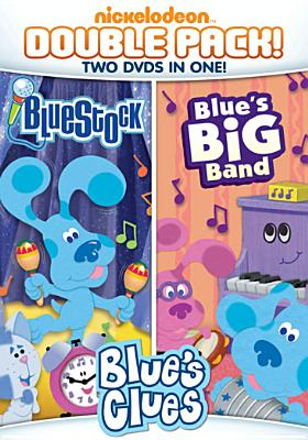 BLUE'S CLUES:BLUE'S BIG BAND AND BLUE BY BLUE'S CLUES (DVD)
