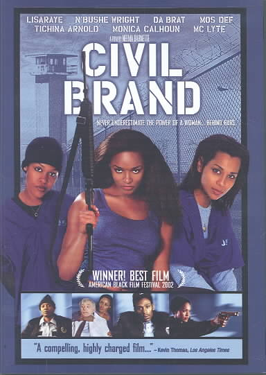 CIVIL BRAND BY MOS DEF (DVD)